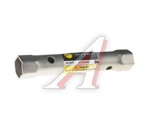 Ключ трубчатый 21х23мм ЭВРИКА ER-72123