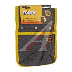 Карман для инструмента и гвоздей TOPEX 79R421