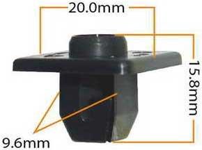 Пистон обивки универсальный KJ-1030 MASUMA KJ-1030