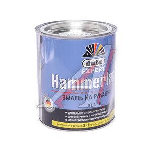 Краска по ржавчине белая глянцевая 750мл Hammerlack Glatt DUFA DUFA HAMMERLACK, WEIB