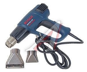 Фен промышленный термопистолет 2300Вт 50-660град. (кейс, набор насадок) Professional BOSCH GHG 660 LCD, 0601944703