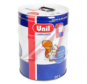 Масло трансмиссионное UNIVERSAL GEAR GL-4/5 20л UNIL UNIL SAE80W90, 9558