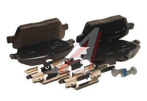 Колодки тормозные MINI Clubman (R55),Roadster (R59) передние (4шт.) OE 34116772892, GDB1870