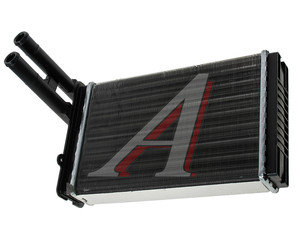 Радиатор отопителя VAG A80 1.6-2.4 87-02 салона FEBI 14741, 8FH351311-421, 8D1819030BS/8D1819030B/8D1819030A