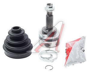 ШРУС наружный TOYOTA Corolla (02-) (1.4/1.6) комплект (АБС) комплект PATRON PCV1539, 859036, 859037, 43410-02240, 43420-02270, 43460-09601