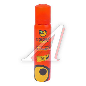 Аэрозоль-репеллент от комаров Extreme 100мл Gardex 0130