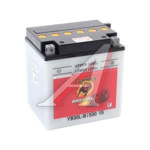 Аккумулятор BANNER Bike Bull 30А/ч 6СТ30 YB30L-B, YB30L-B