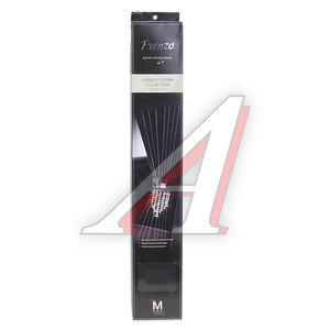 Шторка автомобильная для боковых стекол 60см (M) роликовая черная 2шт. FRENZO MONOGRAM TYPE 1704342-765BK