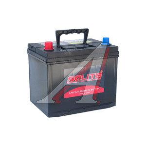 Аккумулятор SOLITE 70А/ч нижнее крепление 6СТ70 85D23R, 85D23R