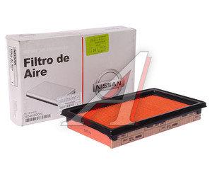 Фильтр воздушный NISSAN Note (E11) (1.6),Qashqai J10E (1.5),Tiida C11X (1.6),Micra K12 (1.6) OE 16546-ED000, LX1631