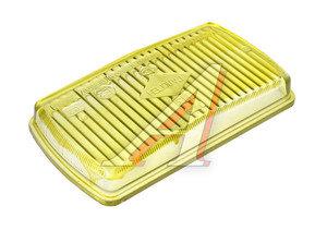 Стекло фары противотуманной желтое СТАРГЛАСС 11.3743201, 11 3743201(желт) Стекло фары п/тум.
