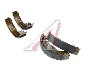 Колодки тормозные HYUNDAI Getz (02-) задние барабанные (4шт.) SANGSIN SA132, 58305-1CA00