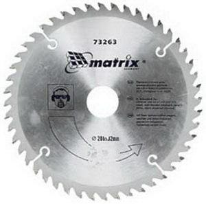 Диск пильный 140х20мм 20 зубьев + кольцо 16/20 MATRIX 73210