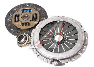 Сцепление HYUNDAI Sonata 5 (1.8/2.0) KIA Magentis (1.8/2.0) (215мм) комплект VALEO PHC HDK-063, 41100-39000/41300-39000/41421-28020