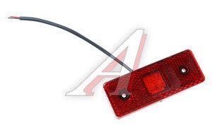 Фонарь габаритный светодиодный красный (аналог MERCEDES) ТЕХАВТОСВЕТ 90.3731-02