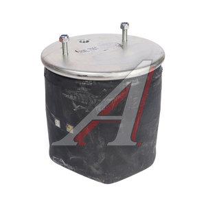 Пневморессора BPW (без стакана,2шп.M12 смещены,1отв.штуц.M22х1.5мм) BLACKTECH RML7051, 940MB/BPW30K/V1DK21K,