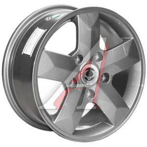 Диск колесный литой SSANGYONG Kyron,Rexton 2 R16 SNG7 GM REPLICA 5х130 ЕТ43 D-84,