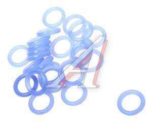 Кольцо КАМАЗ уплотнительное ГБЦ синий силикон 740.1003040