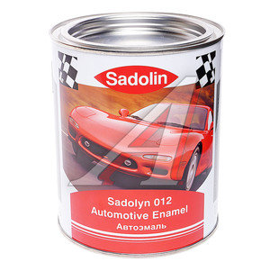Краска желтая 1л SADOLYN 1035 SADOLYN