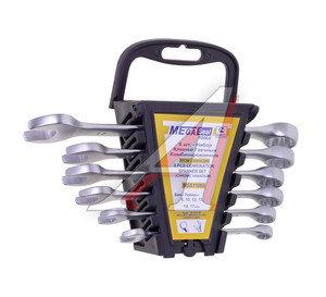 Набор ключей комбинированных 8-17мм 6 предметов в холдере MEGASEAL MS511060,