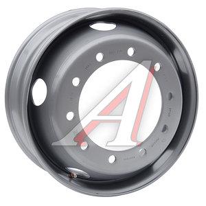 Диск колесный КАМАЗ-ЕВРО (7.5х22.5) дисковый для бескамерной шины ЧКПЗ 750-3101012, 518-3101012