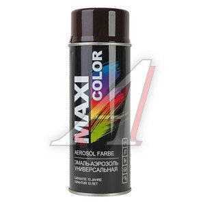 Краска коричнево-шоколадная аэрозоль 400мл MAXI COLOR MAXI COLOR 8017, 8017MX