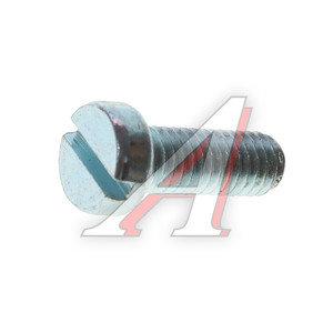 Винт М6х1.0х16 цилиндр под шлиц DIN84,