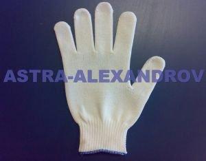 Перчатки нейлоновые белые АСТРА Перчатки нб,