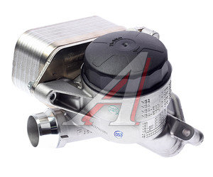 Фильтр масляный BMW 5 (F07,F10) в сборе OE 11428637812, OX387D