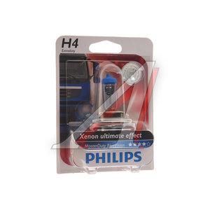 Лампа 24V H4 75/70W P43t-38 Master Duty Blue Vision блистер PHILIPS 13342, P-13342MDBVбл