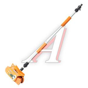 Щетка для мытья автомобиля под шланг 150см с телескопической ручкой AIRLINE AB-H-02