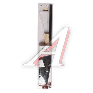 Шторка автомобильная для боковых стекол 60см (S) роликовая беж карбон сетчатая 2шт. FRENZO CONTRAST 1703339-563BE
