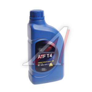 Масло трансмиссионное ATF 04500-00170 для АКПП T-4 1л HYUNDAI 04500-00170, HYUNDAI ATF