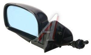 Зеркало боковое ВАЗ-2108 левое антиблик голубое люкс Политех-З-9рта/СПл, 2108-8201051