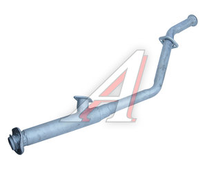 Труба приемная глушителя ГАЗ-3308,66 дв.ЗМЗ-513 левая СОД 33077-1203211