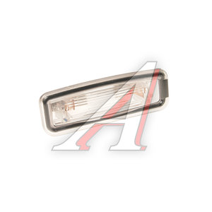 Фонарь освещения знака номерного FORD Focus (03-) левый/правый TYC 15-A225-00-2B, 1109489