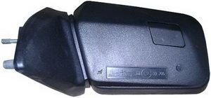 Зеркало боковое ВАЗ-2108 левое штатное антиблик ДААЗ 2108-8201051-20, 21080820105120, 2108-8201051