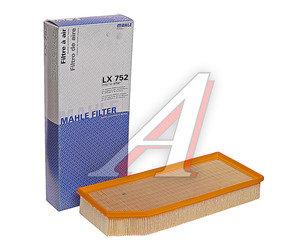 Фильтр воздушный MERCEDES C (W203),E (W2100),ML (W163),S (W220),G (W463) (TDI) MAHLE LX752, A6110940304