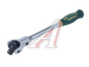 """Ключ трещотка 1/2"""" 72 зуба 303мм шарнирный FORCE F-802423,"""