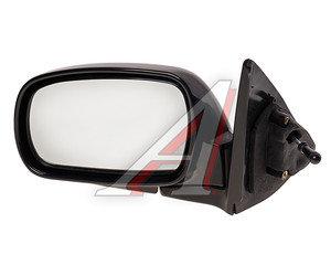 Зеркало боковое DAEWOO Nexia левое (механическое овальное) OE 96888647