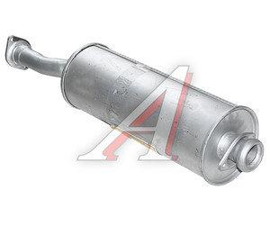 Глушитель УАЗ-315195 ЗМЗ-409 (под 2 болта) 31602-1201010-10, АК 3160-20-1201010