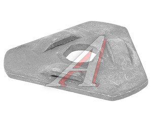 Шайба ГАЗ-2410,31029 стопорная регулировки спинки сиденья (ОАО ГАЗ) 3102-6805513