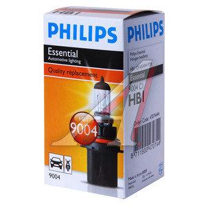 Лампа 12Vх65/45W PHILIPS 9004C1, P-9004,