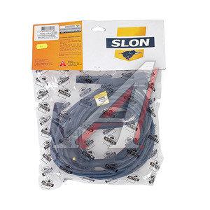 Провод высоковольтный ГАЗ-53,ЗИЛ-130 комплект силикон SLON 130.3707080