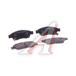 Колодки тормозные SUZUKI Liana (02-) (1.3/1.6) передние (4шт.) HSB HP8442, GDB3290, 55810-54G61