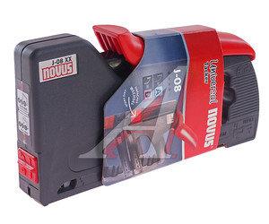Степлер пластиковый 4-8мм (0.75-1.25мм) NOVUS NOVUS J08XX, 030-0407