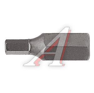 Бита HEX H8х30мм 10мм FORCE F-1743008, 1743008