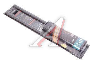 Шторка автомобильная для боковых стекол 60см (M) роликовая черная 2шт. PREMIUM 1701331-165 BK