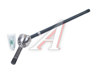 Шарнир кулака поворотного УАЗ-3151,3741 левый в сборе длинный L=1020мм (сепаратор) ЗМЗ SOLLERS 31512-2304061, 0452-00-2304061-395