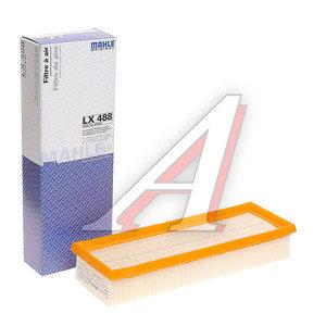 Фильтр воздушный PEUGEOT 406,405,306 SAMAND MAHLE LX488, 1444.86